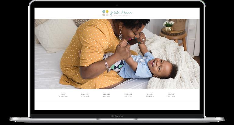 websites for creative women - chicago photographer