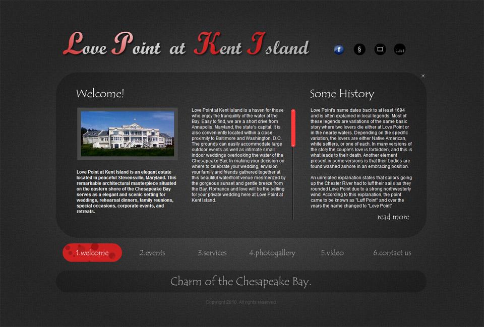 Love Point | Chesapeake Bay Wedding Venue | Annapolis ...