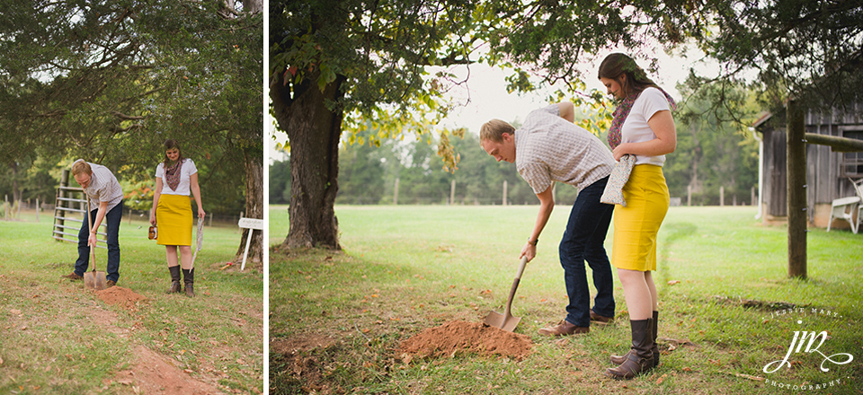 Burying the Bourbon at Murray Hill Wedding Venue by Leesburg Wedding Photographer, Jessie Mary (2)