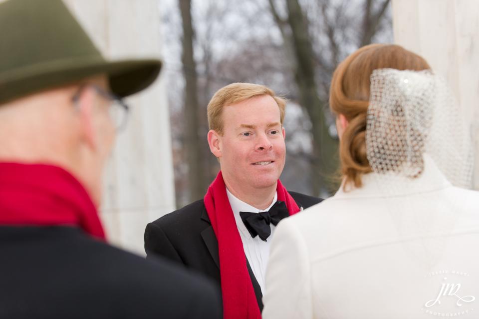 washington dc elopement wedding