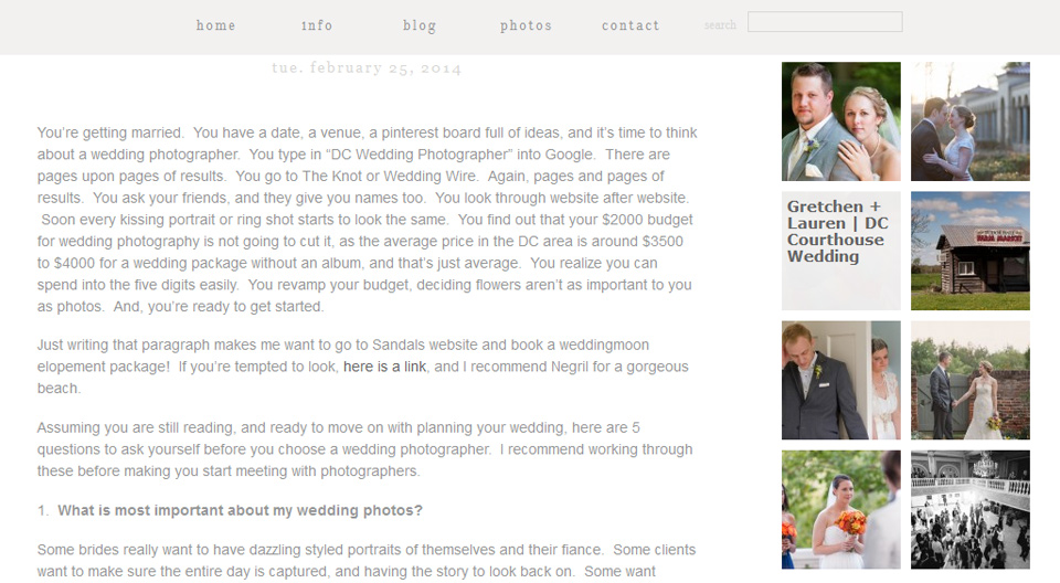 Pro Photo Blog Reviews