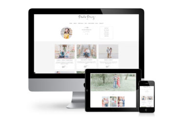 Pro photo 6 template website for photographers