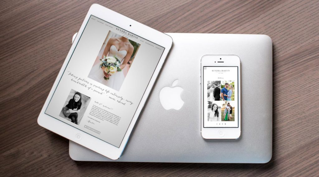 ProPhoto 6 Upgrades - Custom Websites for Photographers