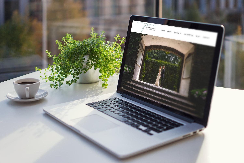 Custom ProPhoto 6 Website Design