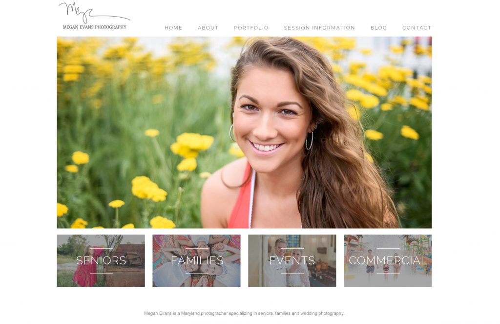 Pro Photo Template Customization
