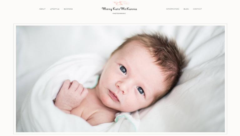 Custom Pro Photo Websites for Photographers