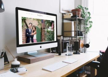 Custom ProPhoto Design Website for Maryland Photographer MK McKenna