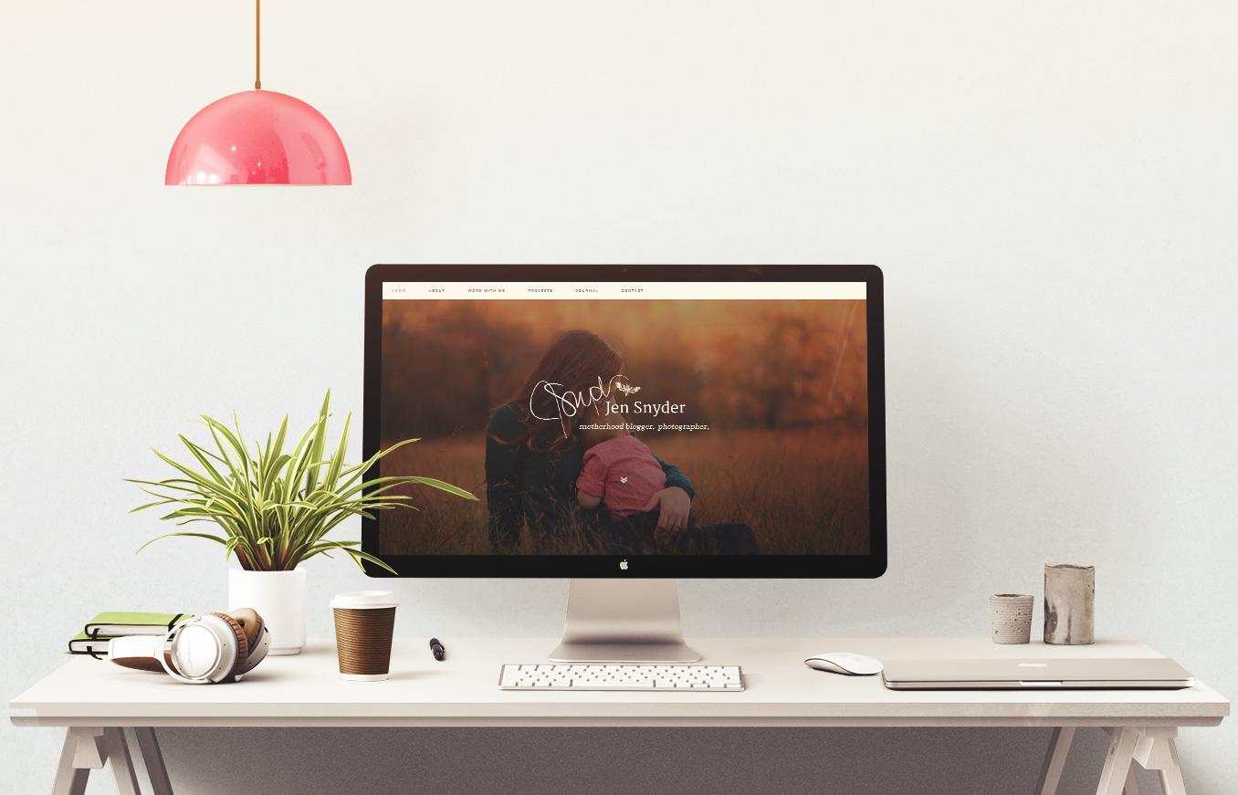 Custom Websites for Bloggers