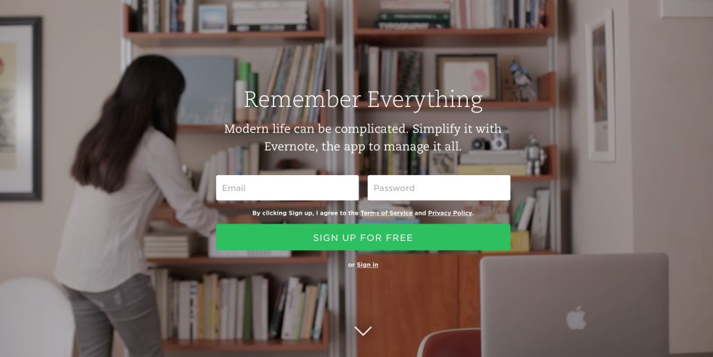 Evernote - How I use it to manage my business, and life
