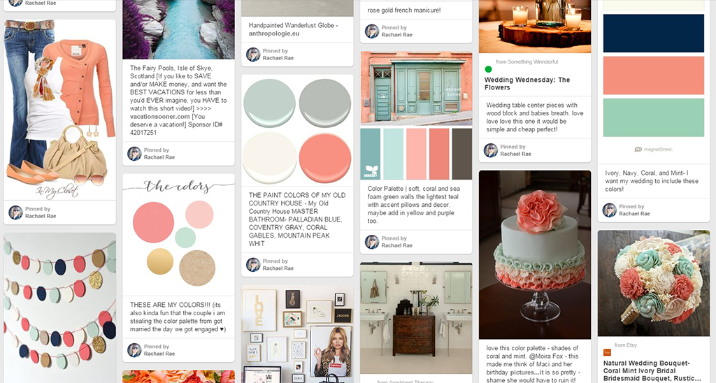Rachael Rae Newborns   Website Design