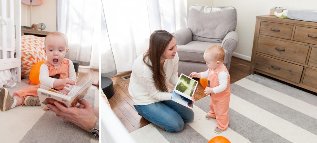Reston Lifestyle Family Portraits