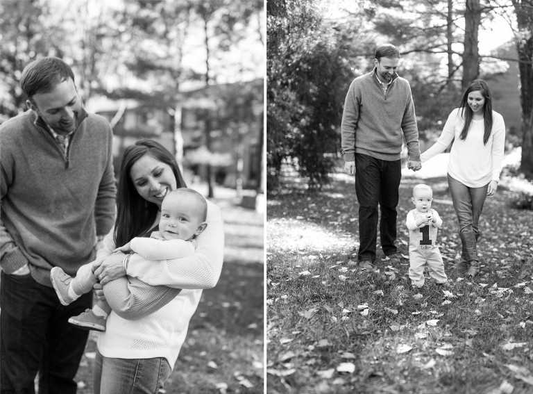 Lifestyle Family Portraits by Reston Photographer Jessie Mary