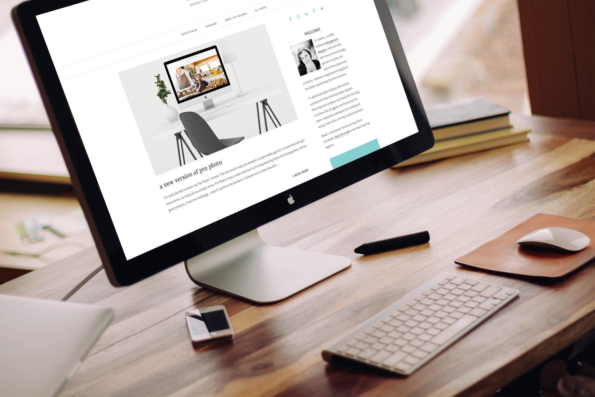 Web Design for Creatives