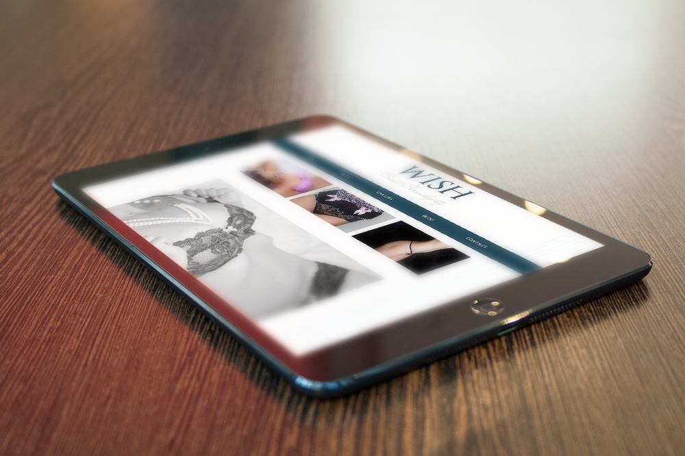 Mobile Responsive Websites for Photographers